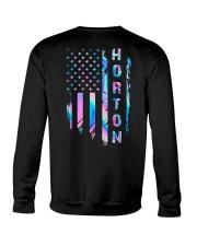 Horton Flag Crewneck Sweatshirt back