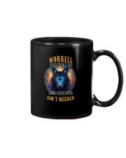 WORRELL Rule Mug thumbnail