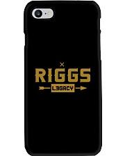 Riggs Legacy Phone Case thumbnail