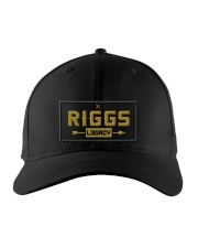Riggs Legacy Embroidered Hat front