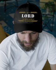 LORD Embroidered Hat garment-embroidery-hat-lifestyle-06