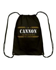 CANNON Drawstring Bag thumbnail