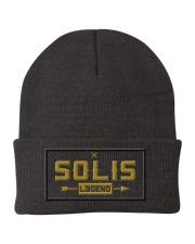 Solis Legend Knit Beanie front
