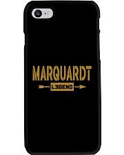 Marquardt Legend Phone Case thumbnail