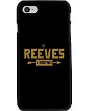 Reeves Legend Phone Case thumbnail