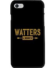 Watters Legacy Phone Case tile