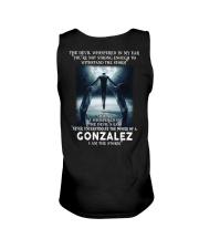 GONZALEZ Storm Unisex Tank thumbnail