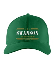 SWANSON Embroidered Hat tile