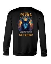YOUNG Rule Crewneck Sweatshirt thumbnail