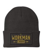 Workman Legend Knit Beanie front