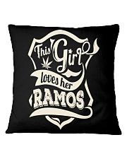 RAMOS 07 Square Pillowcase tile