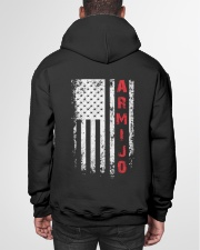 ARMIJO Back Hooded Sweatshirt garment-hooded-sweatshirt-back-01