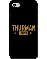 Thurman Legend Phone Case tile