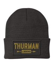 Thurman Legend Knit Beanie front