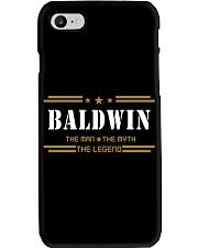 BALDWIN Phone Case tile