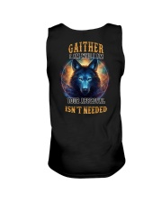 GAITHER Rule Unisex Tank thumbnail