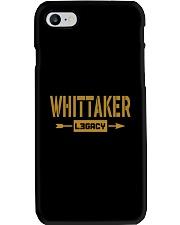 Whittaker Legacy Phone Case thumbnail