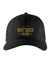 Whittaker Legacy Embroidered Hat front
