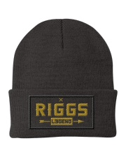 Riggs Legend Knit Beanie front