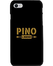 Pino Legend Phone Case tile