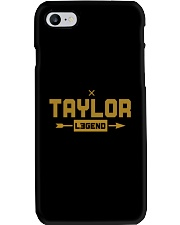 Taylor Legend Phone Case tile