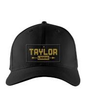 Taylor Legend Embroidered Hat tile