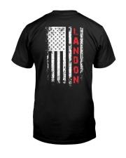 LANDON Back Classic T-Shirt thumbnail