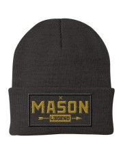 Mason Legend Knit Beanie front