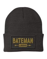 Bateman Legend Knit Beanie front