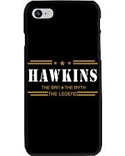 HAWKINS Phone Case tile