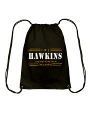 HAWKINS Drawstring Bag tile