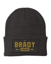 Brady Legend Knit Beanie front