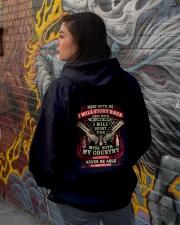 39 Gun Control Mess With Me Hooded Sweatshirt lifestyle-unisex-hoodie-back-1