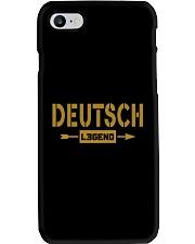 Deutsch Legend Phone Case thumbnail