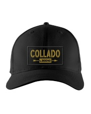 Collado Legend Embroidered Hat front