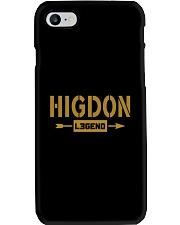 Higdon Legend Phone Case thumbnail