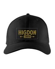 Higdon Legend Embroidered Hat front