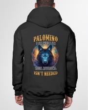 PALOMINO Rule Hooded Sweatshirt garment-hooded-sweatshirt-back-01