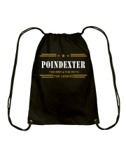 POINDEXTER Drawstring Bag thumbnail