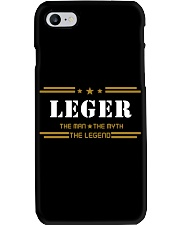 LEGER Phone Case thumbnail