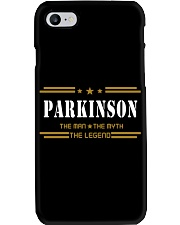 PARKINSON Phone Case tile