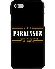 PARKINSON Phone Case tile