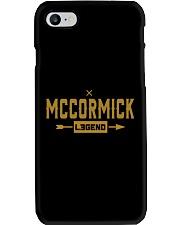 Mccormick Legend Phone Case tile
