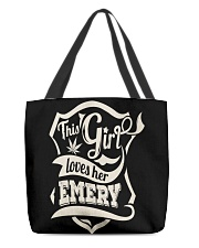 EMERY 07 All-Over Tote tile
