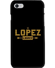 Lopez Legacy Phone Case thumbnail