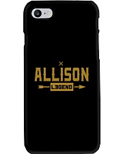 Allison Legend Phone Case thumbnail