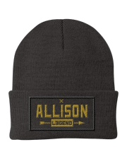 Allison Legend Knit Beanie front