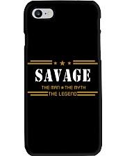 SAVAGE Phone Case tile