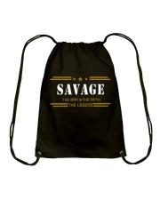 SAVAGE Drawstring Bag tile