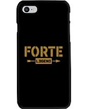 Forte Legend Phone Case thumbnail